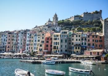 Portovenere Italie Cinque Terre blog voyage