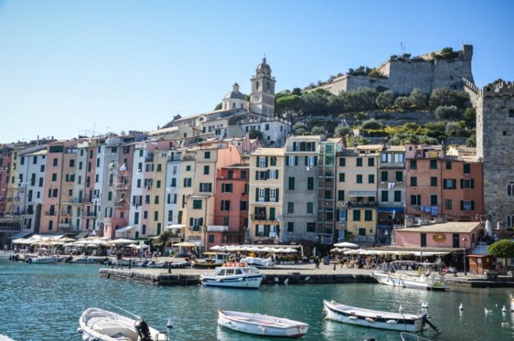 Une Journe Portovenere Italie TROTTEURS ADDICT