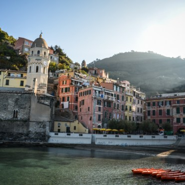 vernazza italie cinque terre