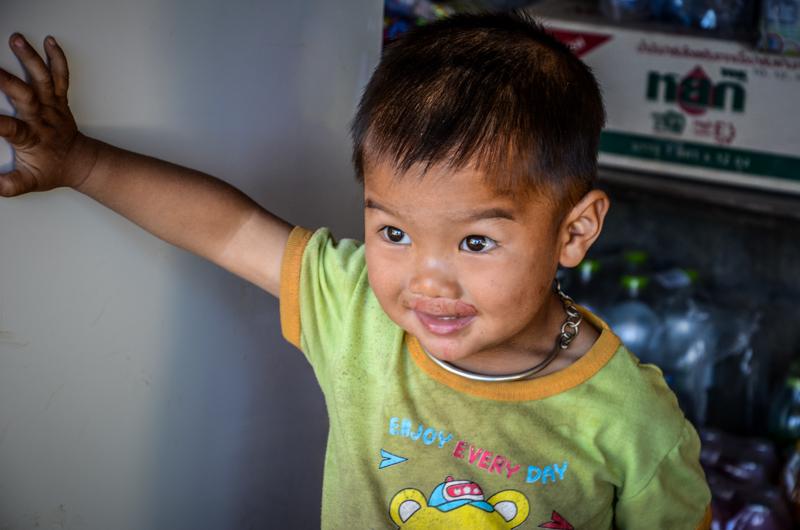chiang mai thailande enfant