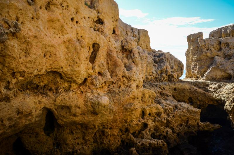 carvoeiro grotte algarve
