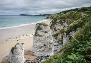whiterocks beach irlande