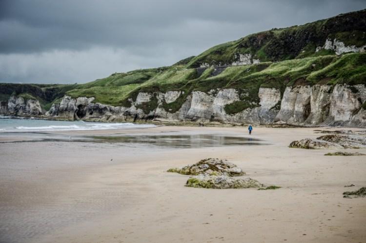 whiterocks beach irlande