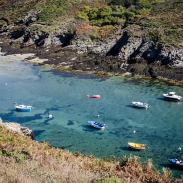 bretagne port goulphar belle île