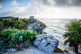 ruines tulum yucatan