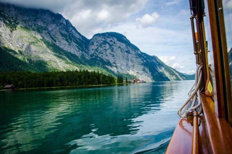 bateau konigsee
