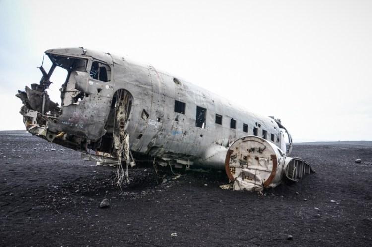 avion islande