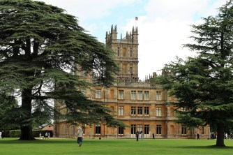 Highclere Castle, le château de Downton Abbey