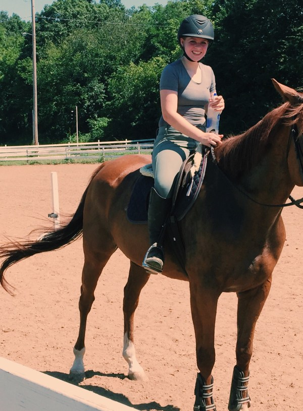 How To Help Improve Your Horse's Topline