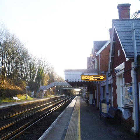 West Malling station