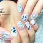 女孩夏日必看美甲造型錄 簡單的30種創意指甲彩繪~~