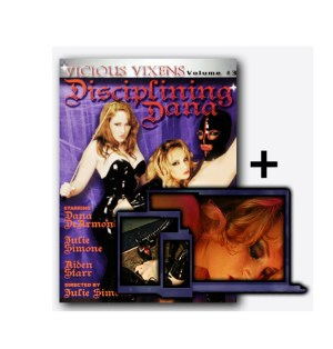 DVD with Instant Download