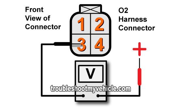 part 2 how to test trouble code p0141 20012005 honda 17l