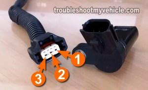 Part 1 How To Test The Crankshaft Position Sensor (2000