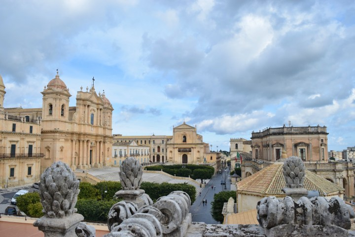February family vist – Day 2 – Avola and Noto
