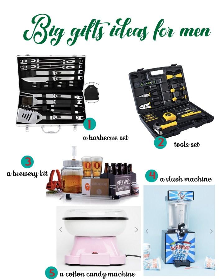 Big gift ideas for menArtboard 1-100