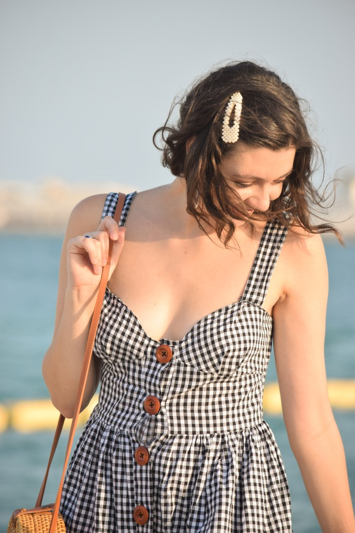 DIY gingham dress_0016