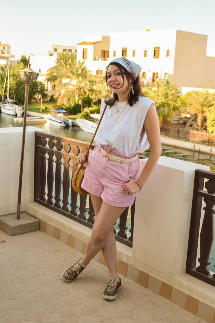 Bandana-pink-short2