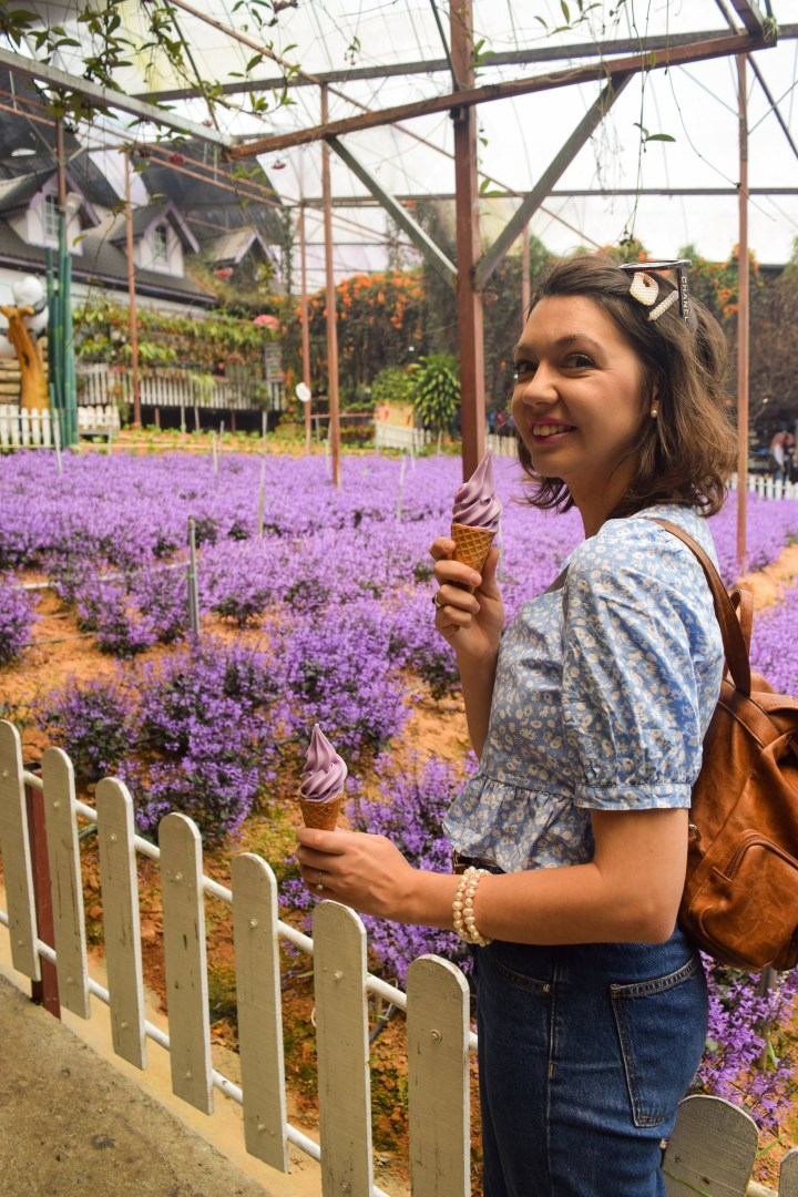 #Malaysia day 8 – Lavender gardens – September 19