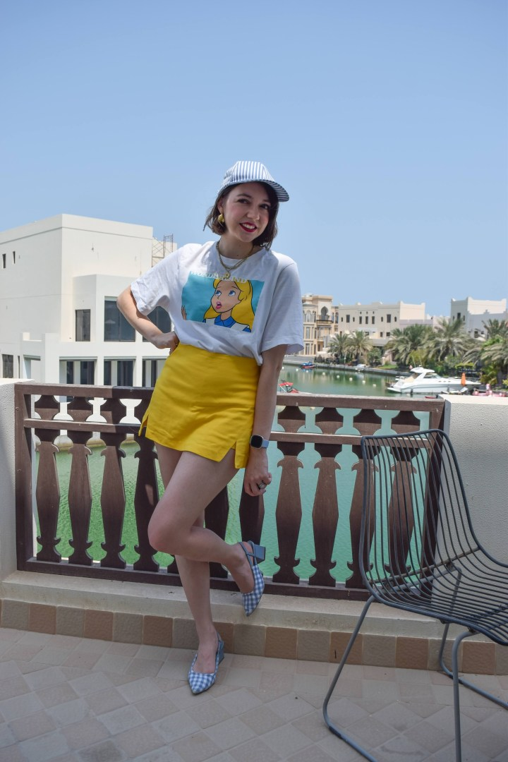 Alice tee-shirt