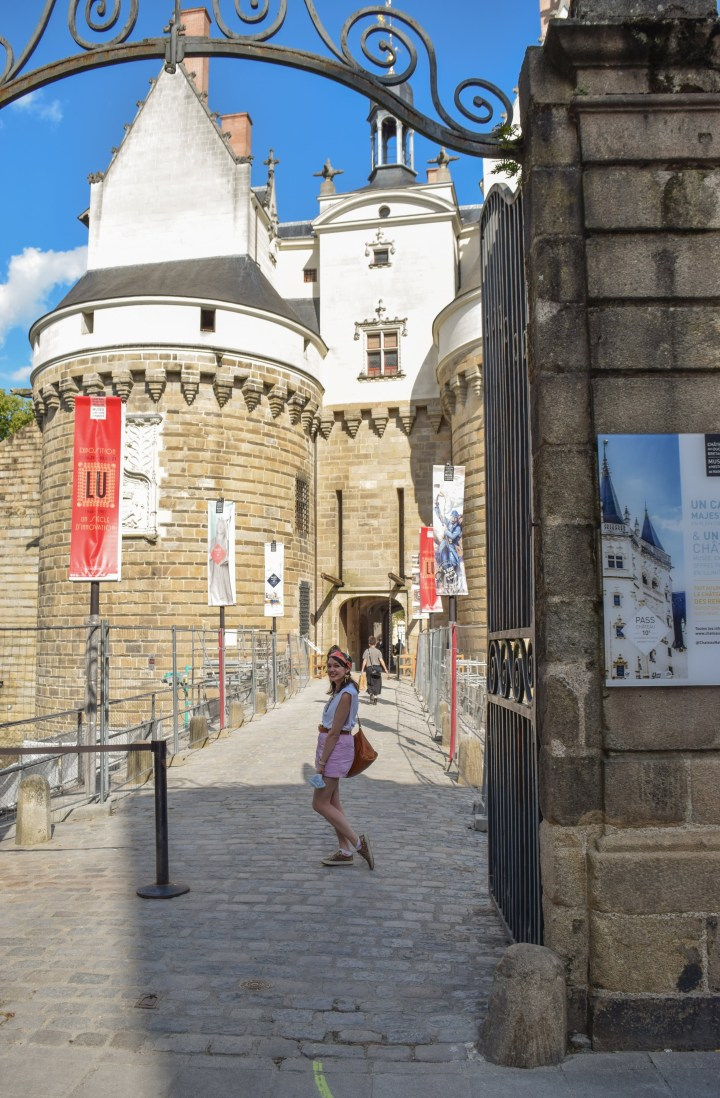 Some ideas of what to do in Nantes