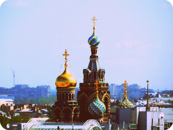 The Church on Spilled Blood, Saint Petersburg