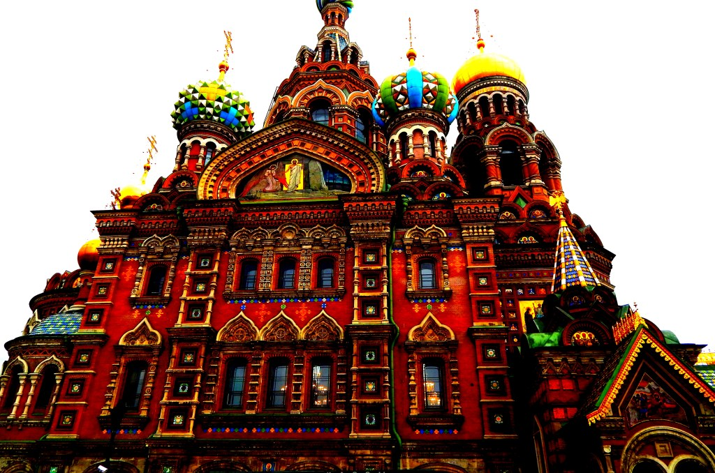 10 Reasons to Hush and Visit Russia