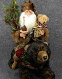 Seated Santas