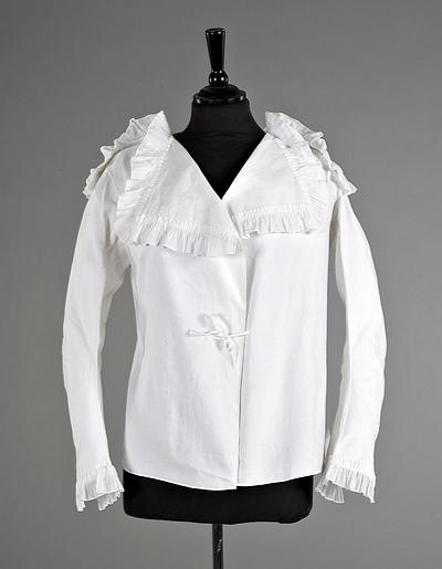 Ladies powdering jacket 1790