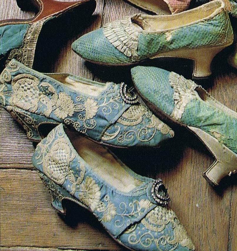 Shoes Marie Antoinette 1