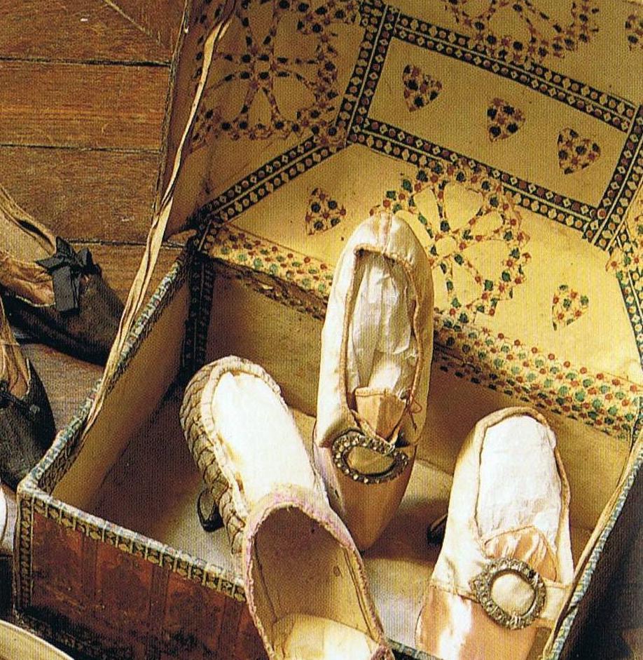 Shoes Marie Antoinette