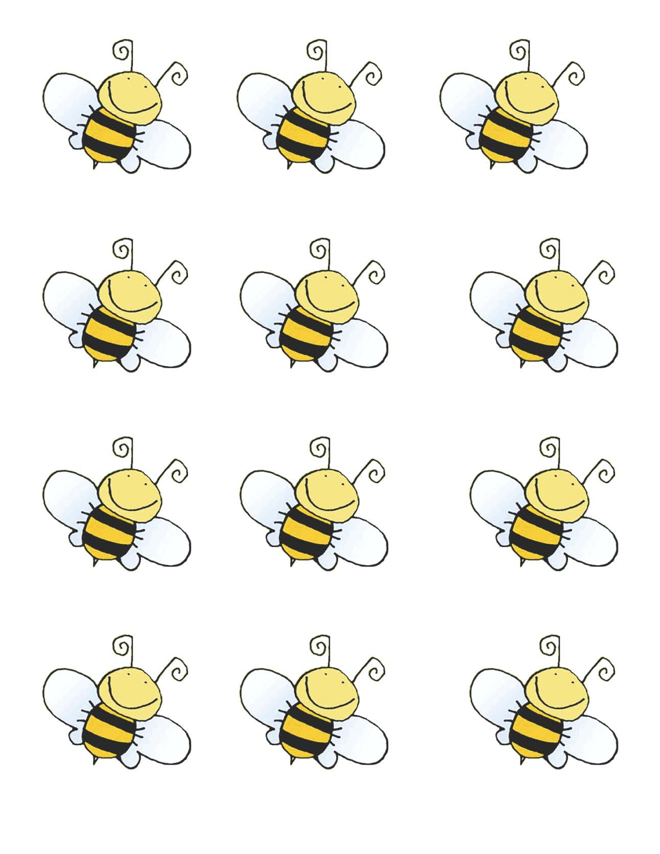 What Will It Bee Themed Baby Shower Free Printables And