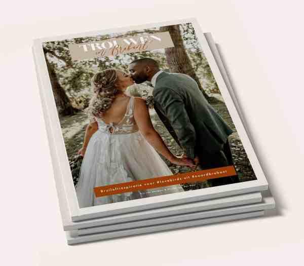 Trouwen in Brabant Magazine