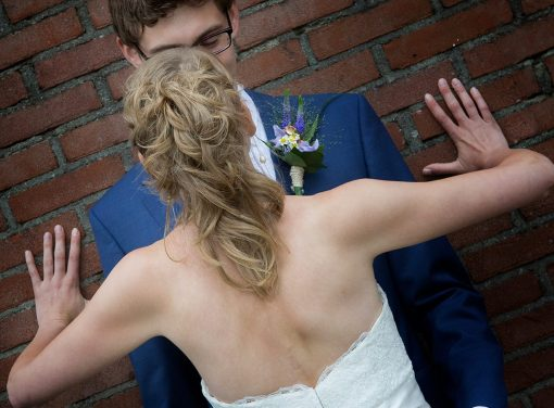 Bruidsfotografie Steinsetuin Haastrecht | Moniek en Sander