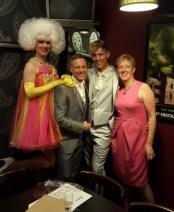 Met Dolly, Max en Jelle