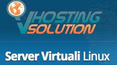 Dettagli offerta: V-Hosting Solution VPS Linux 15 € / mese