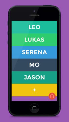 """Bucata """"Yo"""", l'app di messaggistica più originale dell'anno"""