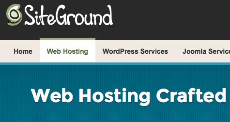 Dettagli offerta: SiteGround Hosting GoGeek