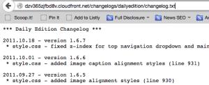 """<span class=""""entry-title-primary"""">WordPress Daily Edition Theme v1.6.2: rischio SQL Injection</span> <span class=""""entry-subtitle"""">Il theme in questione permette ad un attaccante di effettuare query MySQL arbitraria</span>"""