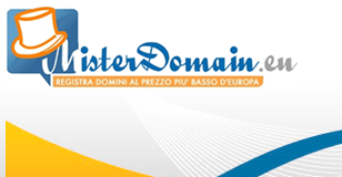 Dettagli offerta: Hosting Linux Plus – Mister Domain