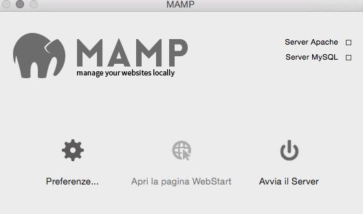MAMP: installare ed avviare  un server per WordPress in locale (Guide, Come gestire un sito)