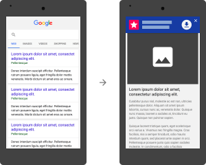 "Google: evitate gli interstitial, meglio i banner di tipo ""smart"""