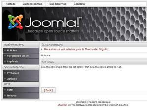 """<span class=""""entry-title-primary"""">Nuovo bug di sicurezza su Joomla!</span> <span class=""""entry-subtitle"""">Un bug zero-day affligge tutte le versioni del celebre CMS</span>"""