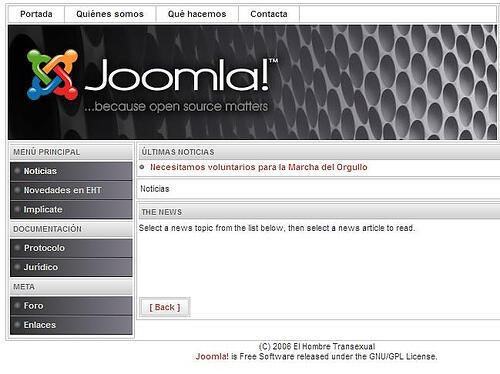 Nuovo bug di sicurezza su Joomla! (News)
