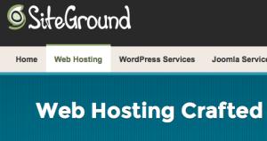 Pareri utenti e recensione: Siteground