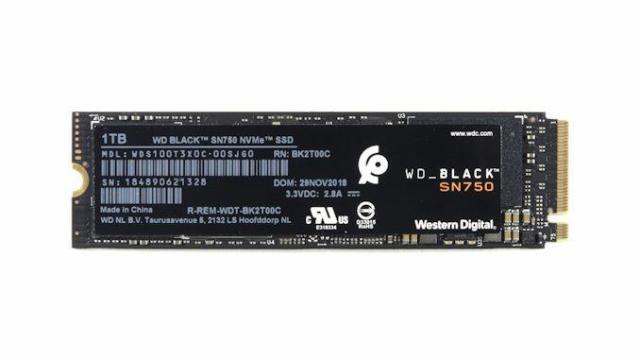 Il nuovo hard disk SSD della Western Digital avrà anche un dissipatore interno (News)