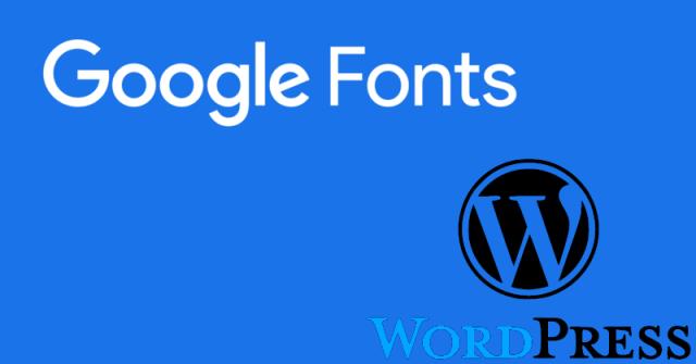 Google Fonts: quali usare e come combinarli (Guide, Guide per la configurazione di WordPress)