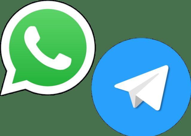 Telegram vs. WhatsApp, quali differenze? Quale è meglio? (Guide, Guide smartphone e Telefonia)