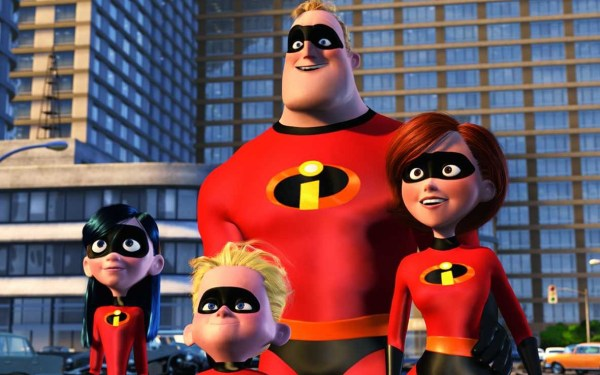 The Incredibles - The 20 Best Superhero Movies Of All Time