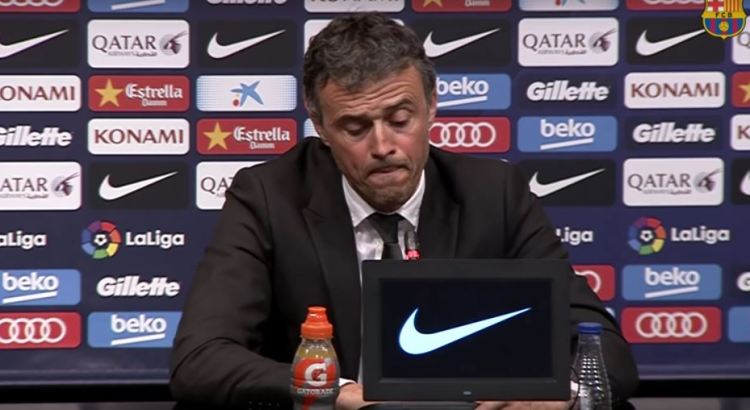 Luis Enrique announced that he will not be continuing as FC Barcelona manager